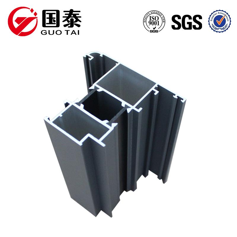 窓およびドア、上のアルミニウムプロフィールの製造業者、アルミニウム管のためのカスタマイズされたアルミニウム放出のプロフィール