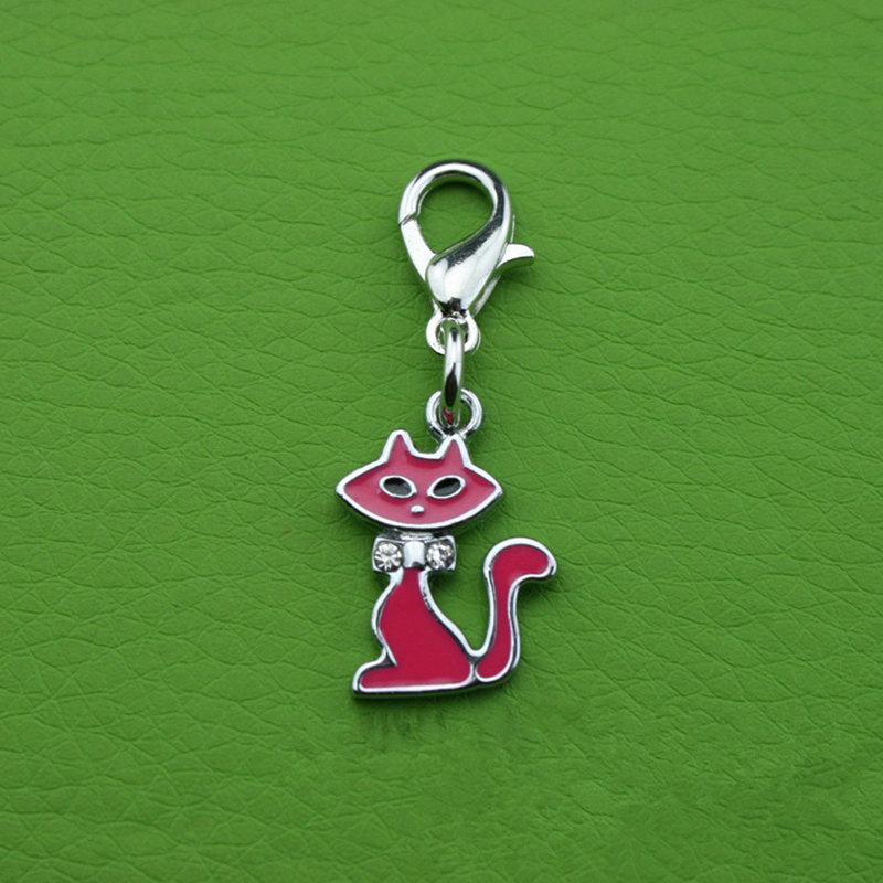 亜鉛合金のペット製品を提供する猫ペンダント犬ハンギング飾り