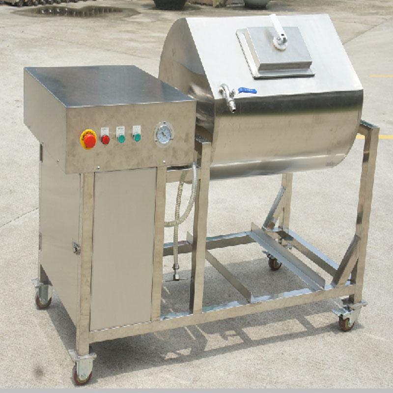 真空酸洗機の具体的な操作手順