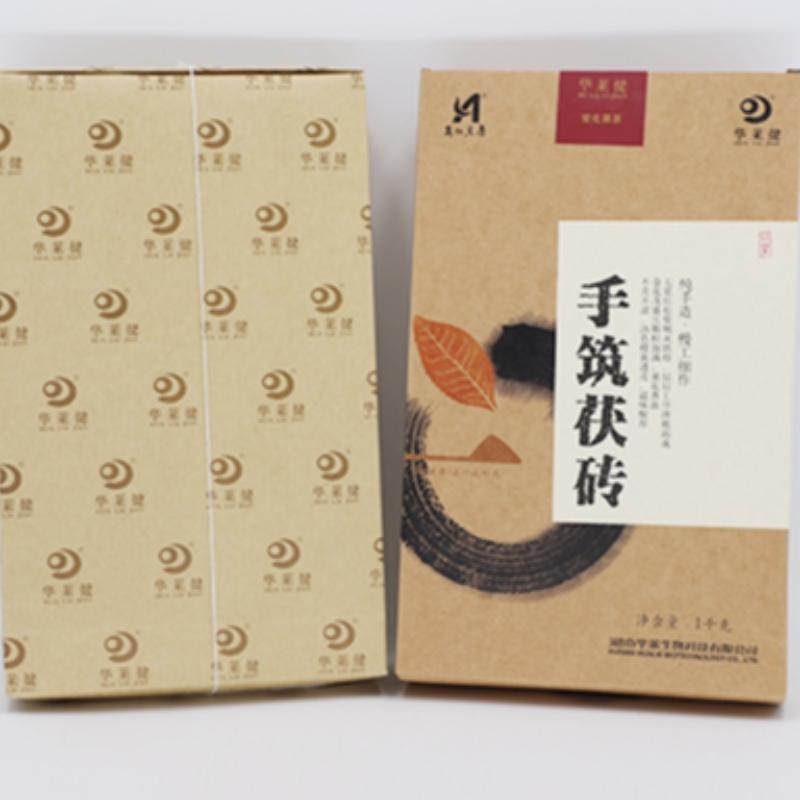 手で湖南省Anhua紅茶健康茶製造