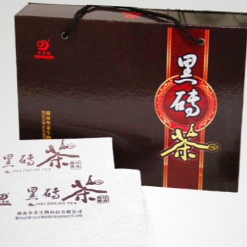 チョコレート黒レンガ茶湖南省華アシュア茶茶ヘルスケア茶