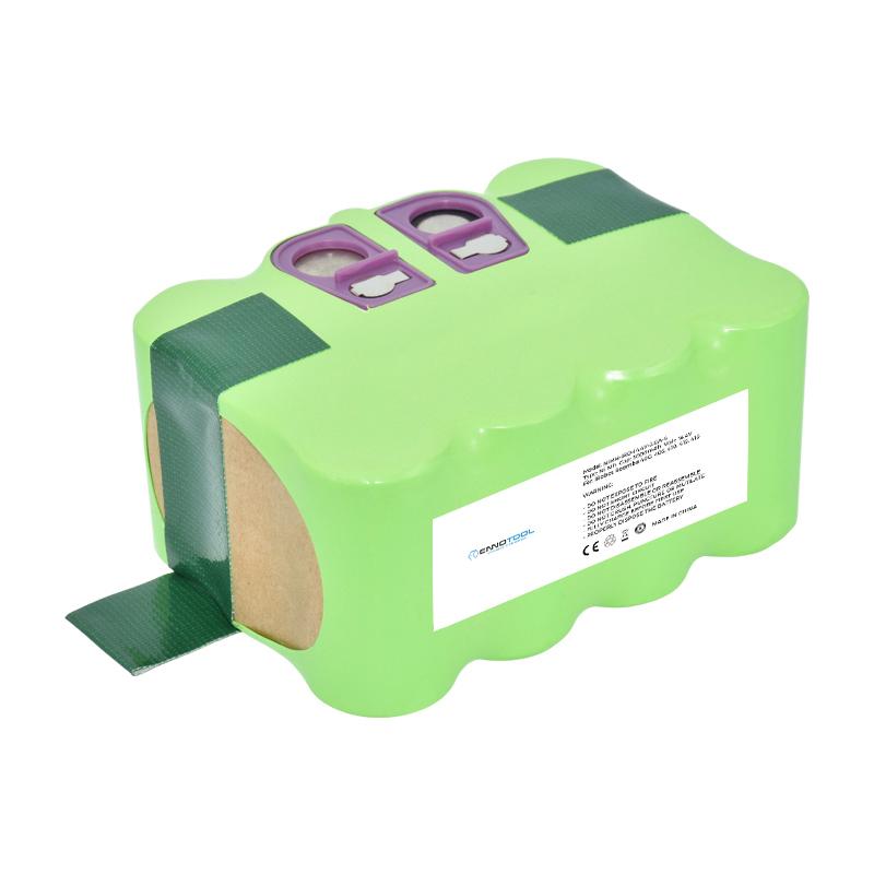 SAMBAシリーズのバッテリーと充電の概要
