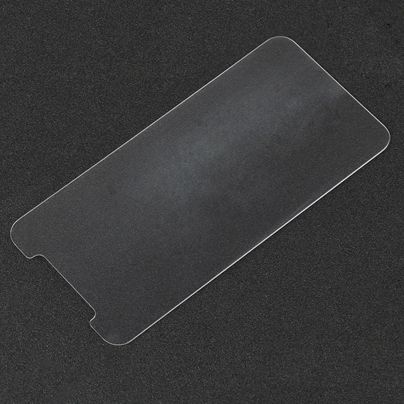 2.5D透明スクリーンプロテクターフォックスiPhone Xs / Xr / Xs Max