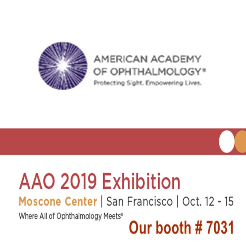 AAO 2019展示会へようこそ