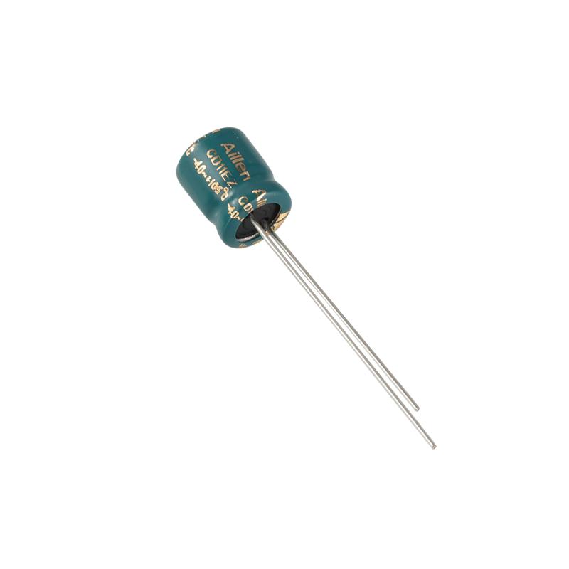 CD11EZプラグインアルミ電解コンデンサ
