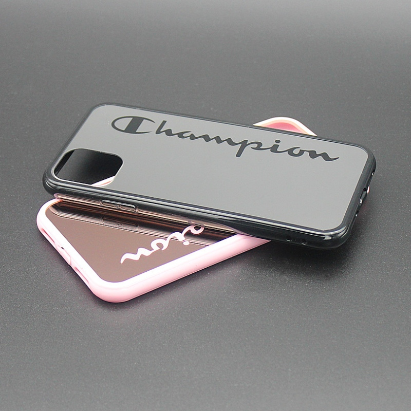 iPhone 11用HYZミラー電気メッキ携帯電話ケース
