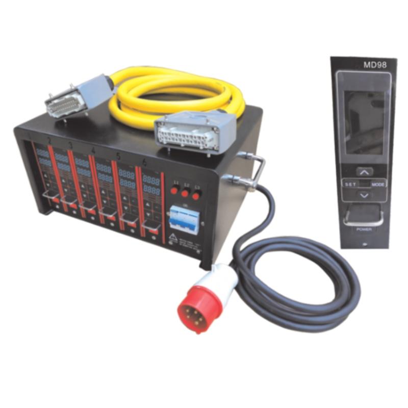 ホットランナー温度制御ボックス