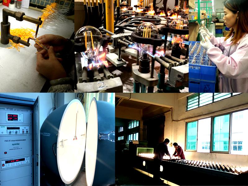 Dongguan Rongsheng Lighting Co.,Ltd