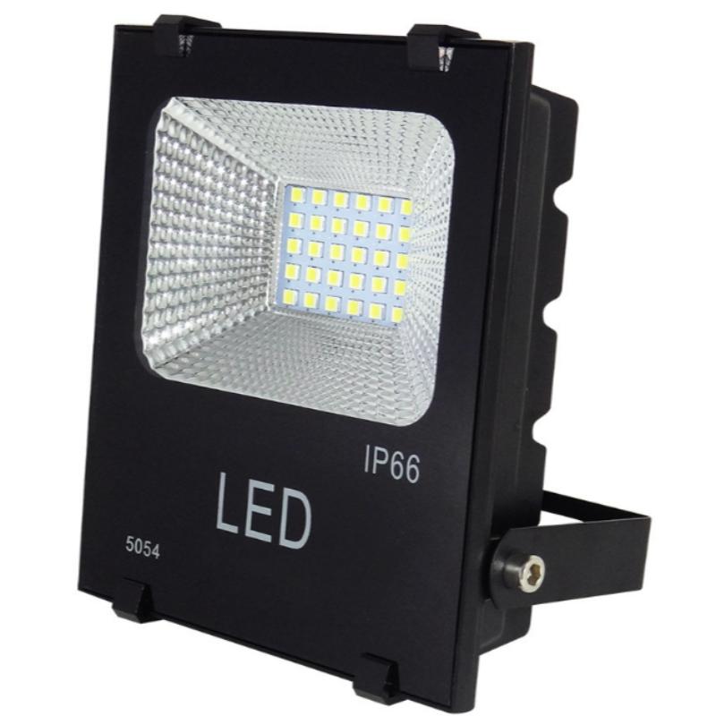 高い内腔はsmd IP66屋外50W 100W 150W 200W 300W LEDの洪水ライトを防水します