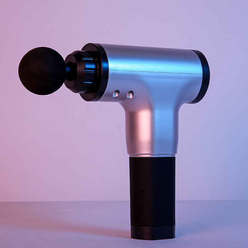 7.4V手持ち型の振動マッサージャーのマッサージ銃筋肉はマッサージャーを緩めます
